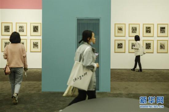 (文化)(3)马克・夏加尔中国首展亮相央美廊坊馆