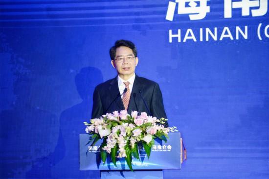 上海市核電辦協辦的海南(昌江)清潔能源產業園招商推介會在滬舉行