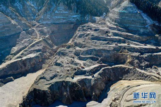 (经济)(1)新疆首座抽水蓄能电站项目进入厂坝施工关键期