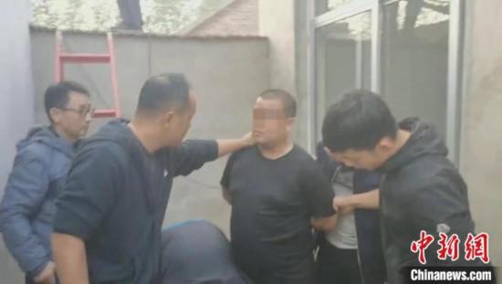 涉嫌故意杀人致4人死亡安徽蚌埠一男子逃亡22年落网