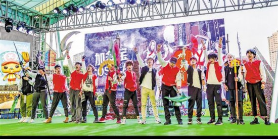 为期16天的深圳国际时尚电玩节落幕