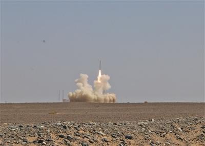 """""""捷龙一号""""明年将完成5发火箭研制"""