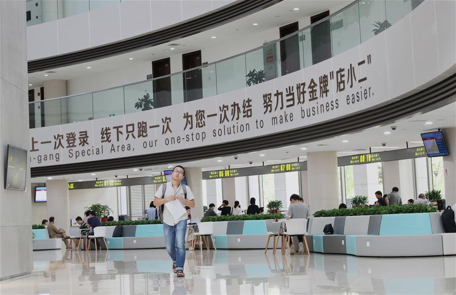CHINA-SHANGHAI-FTZ-NEW AREA-OPENING (CN)