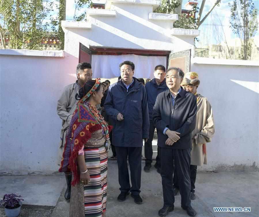 CHINA-TIBET-WANG YANG-RESEARCH TRIP (CN)