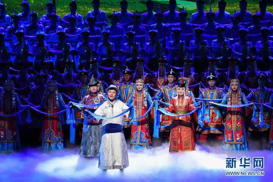 (文化)(1)第十一届中国国际民间艺术节开幕