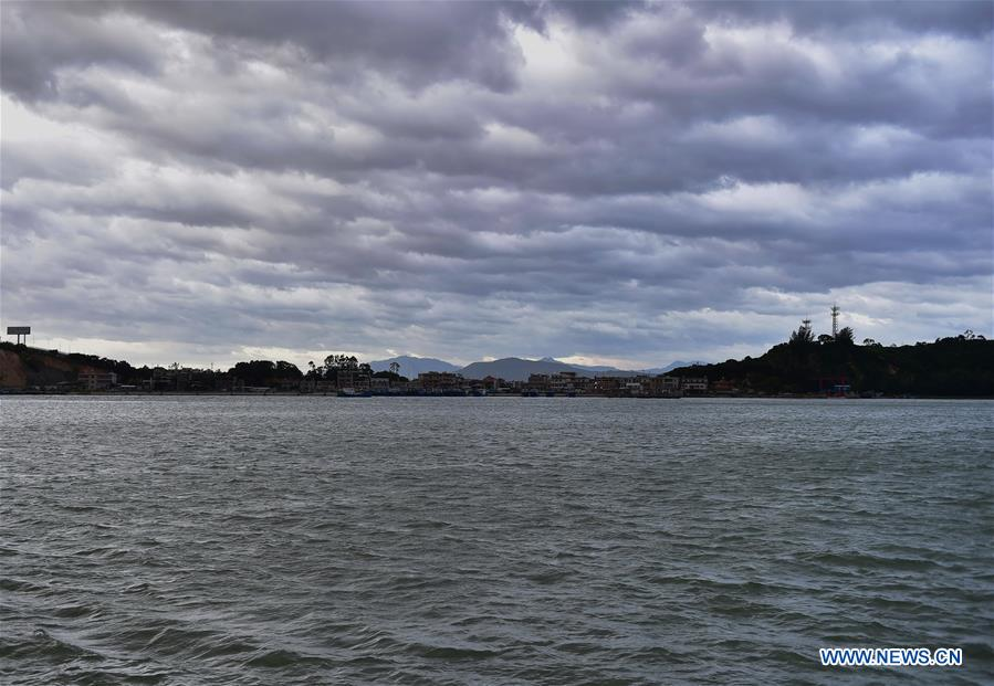 China recalls ships, evacuates residents as Typhoon Bailu nears
