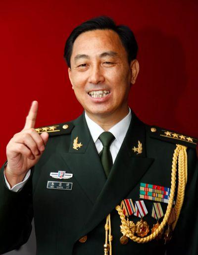 我与祖国共成长|韦昌进:以英雄名义致敬英雄