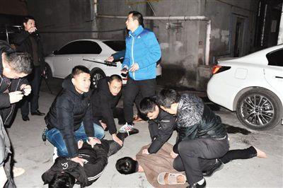 四川破获系列盗窃货车柴油案 抓获近200人