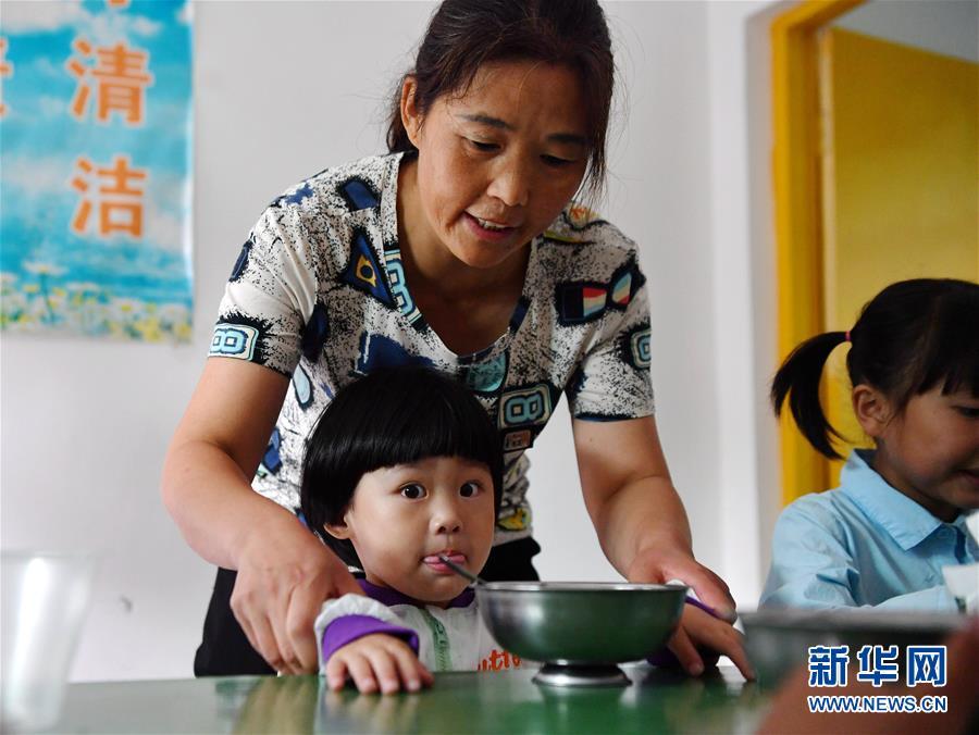 (图片故事)(1)乡村教师陈宏的新学期