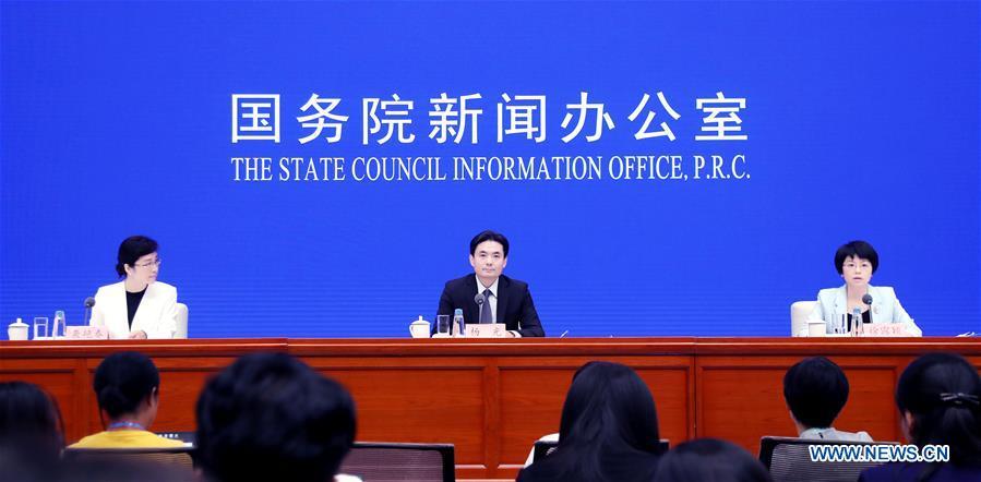 CHINA-BEIJING-HONG KONG SITUATION-PRESS CONFERENCE (CN)
