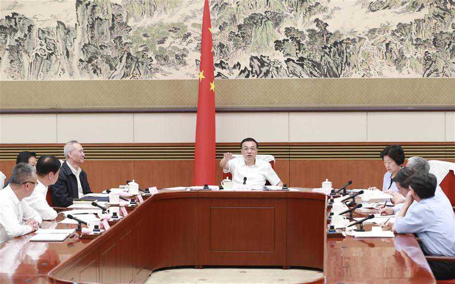 CHINA-BEIJING-LI KEQIANG-FORUM (CN)