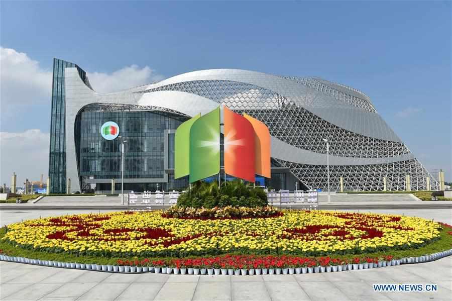 CHINA-NINGXIA-YINCHUAN-UPCOMING EXPO (CN)