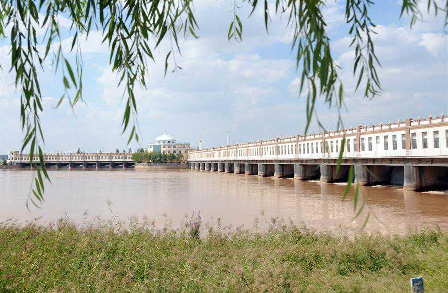CHINA-INNER MONGOLIA-HETAO IRRIGATION PROJECT-WHIS (CN)