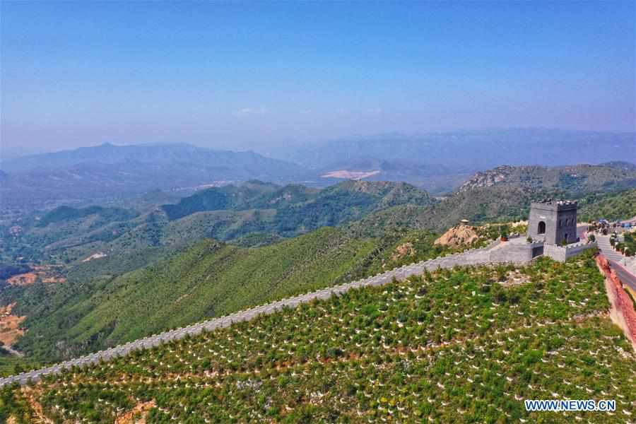 CHINA-HEBEI-TAIHANG MOUNTAIN-SCENERY (CN)