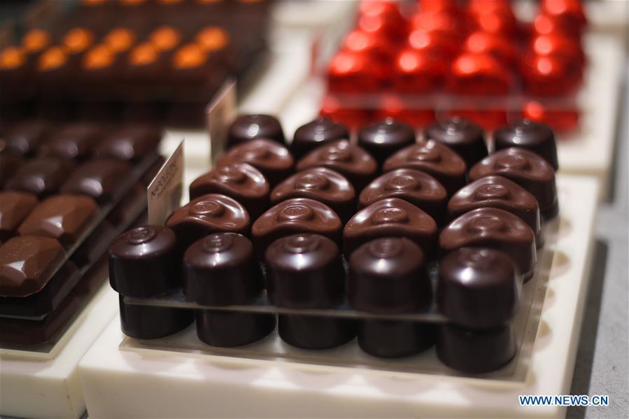 BELGIUM-BRUSSELS-CHOCOLATE