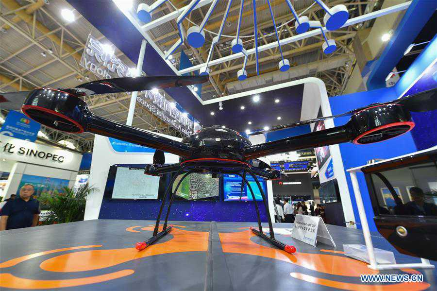 China-Arab States Expo helps promote cross-border high-tech exchange, cooperation