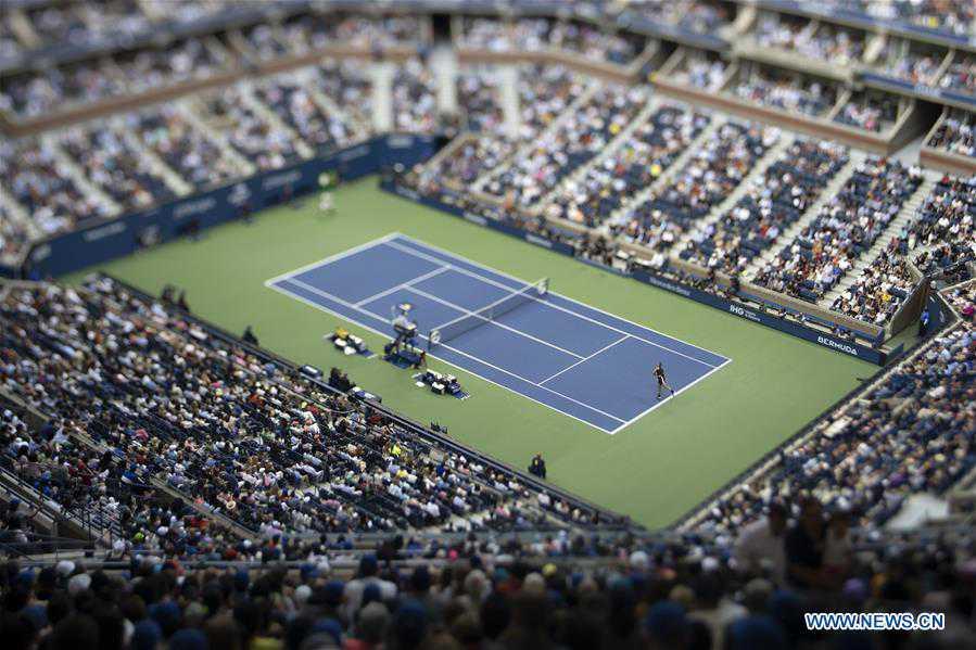 (SP)US-NEW YORK-TENNIS-US OPEN-MEN'S SINGLES-FINAL