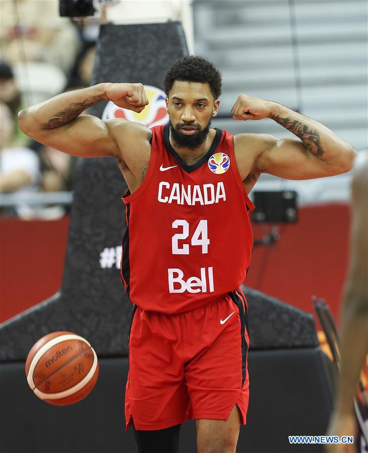 (SP)CHINA-SHANGHAI-BASKETBALL-FIBA WORLD CUP-GROUP P-GER VS CAN(CN)
