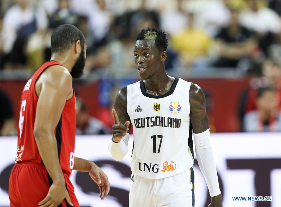 (SP)CHINA-SHANGHAI-BASKETBALL-FIBA WORLD CUP-GROUP P-GER VS CAN(CN)