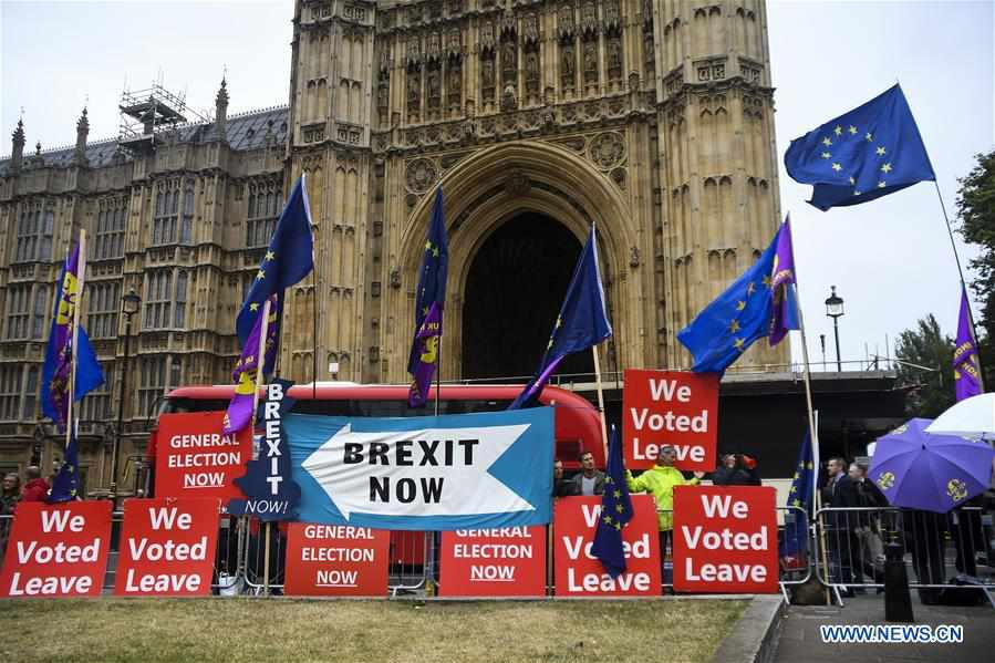 British parliament to be prorogued Monday night: Downing Street