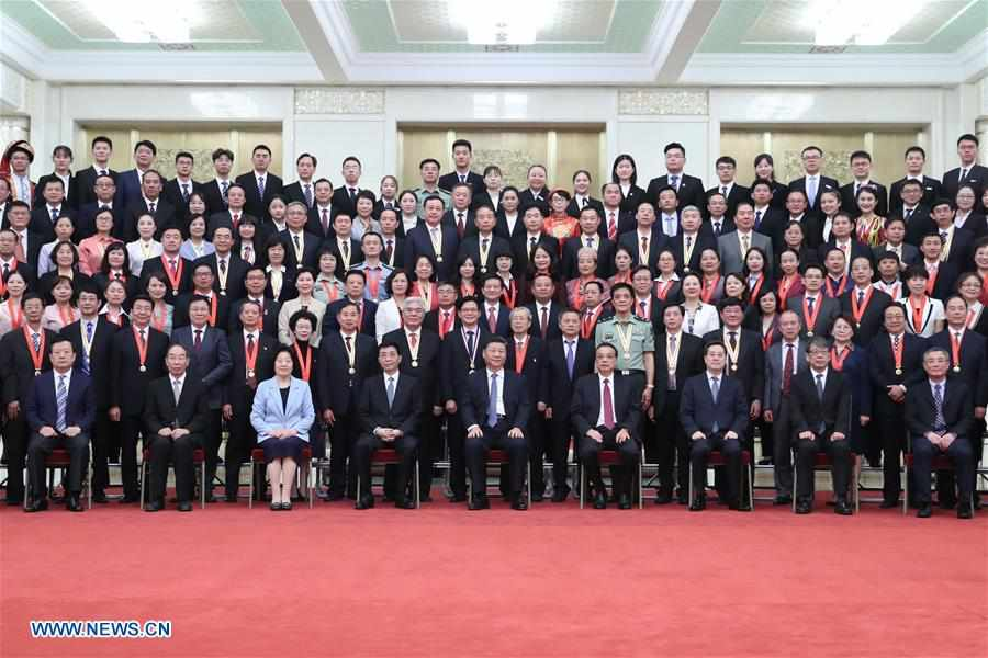 CHINA-BEIJING-XI JINPING-REPRESENTATIVES-EDUCATION CIRCLES-MEETING (CN)