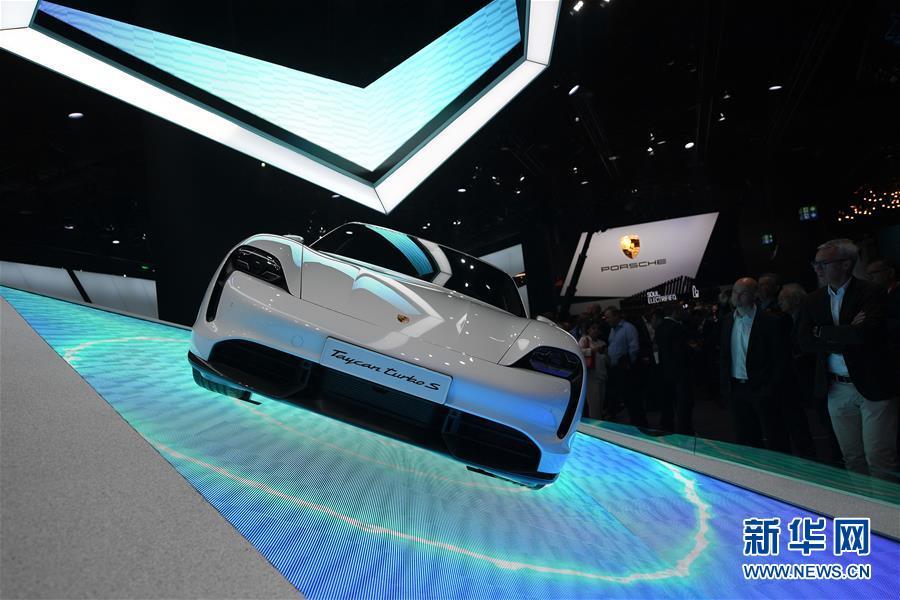 (国际)(2)探访法兰克福车展首个媒体日