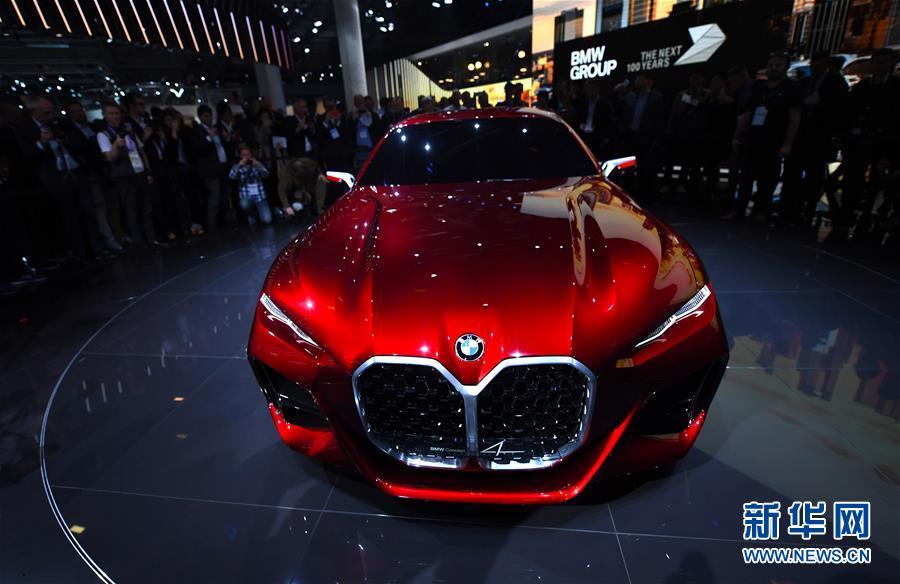 (国际)(1)探访法兰克福车展首个媒体日