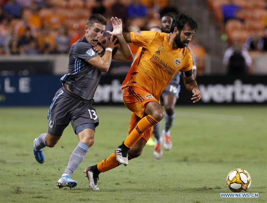 Major League Soccer: Houston Dynamo vs. Minnesota United