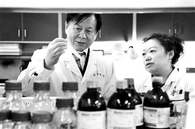 治疗艾滋病中国科研人员有了新发现