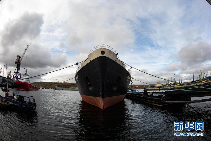 (國際)(1)北極圈內最大城市——摩爾曼斯克
