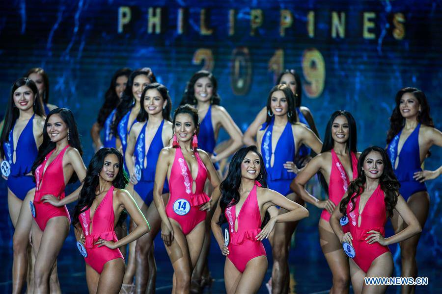 Michelle Dee crowned as Miss World Philippines 2019