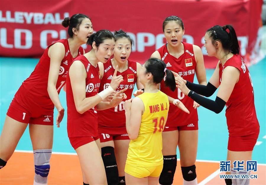 (体育)(4)排球――女排世界杯:中国队十一连胜 成功卫冕