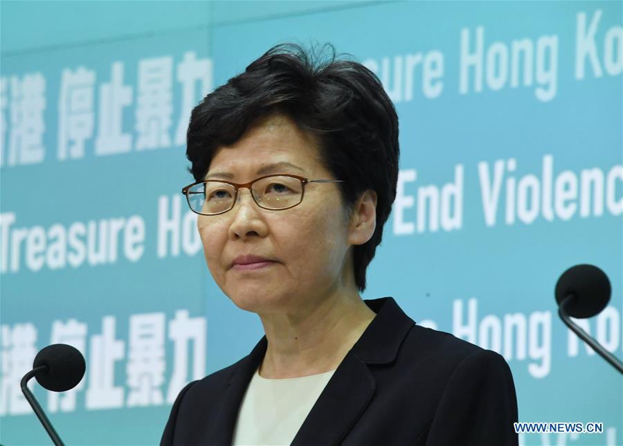 CHINA-HONG KONG-ANTI-MASK LAW (CN)