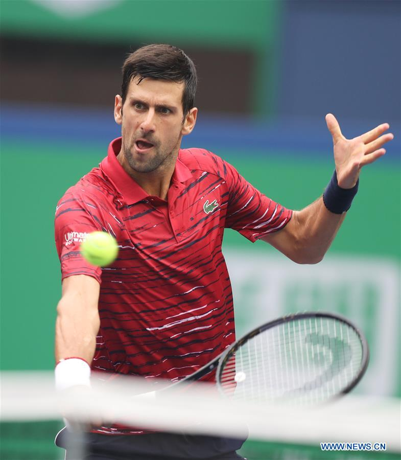 (SP)CHINA-SHANGHAI-TENNIS-ATP MASTERS(CN)