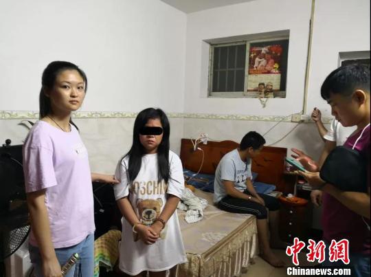 中越警方联手抓获跨国拐卖妇女儿童逃犯