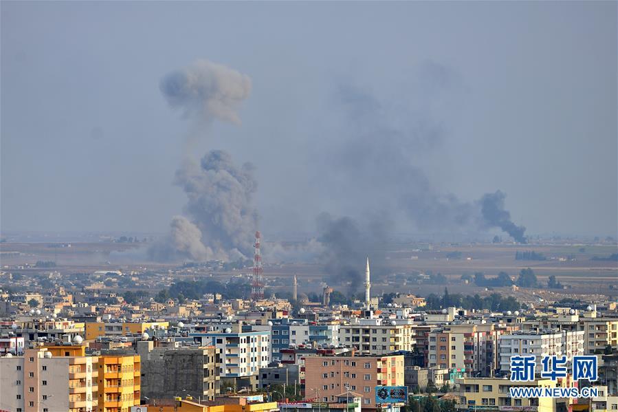 (国际)(1)土耳其说在叙军事行动攻占首城