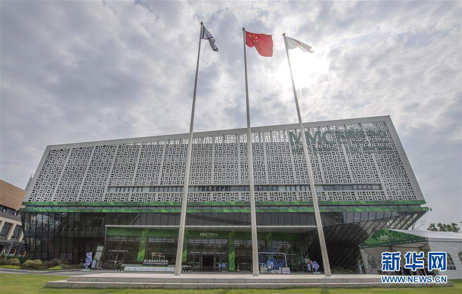 (军运会)(1)探访军运会主媒体中心