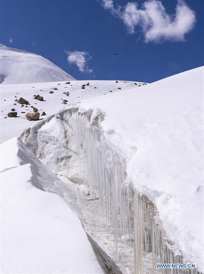 In pics: Korchung Kangri glacier in China's Tibet