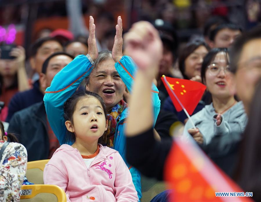 (SP)CHINA-WUHAN-7TH MILITARY WORLD GAMES-VOLLEYBALL(CN)