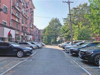 北京居民自定价格 停车公司利润反哺社区