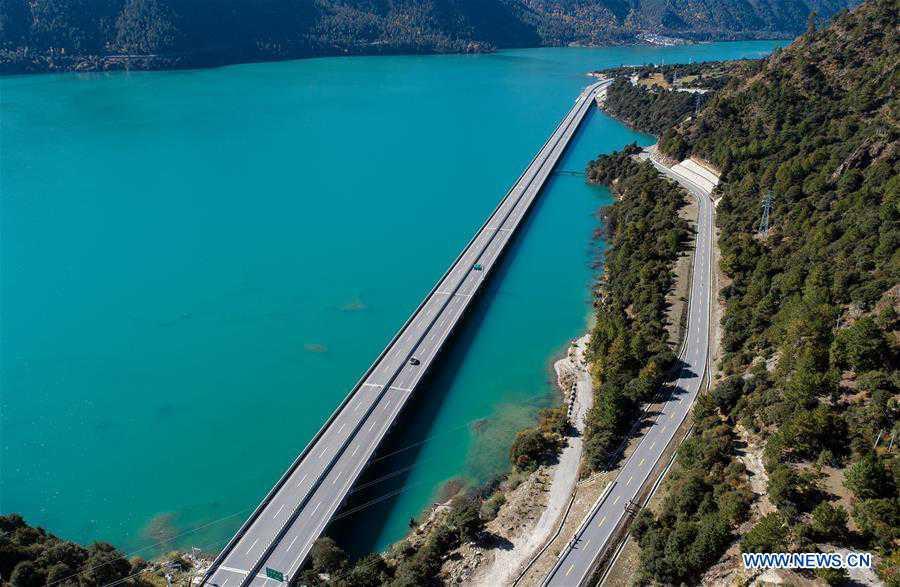 CHINA-TIBET-NYINGCHI-BRIDGE (CN)