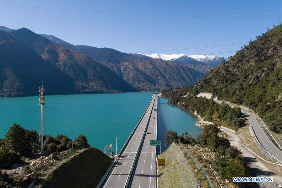 CHINA-TIBET-NYINGCHI-BRIDGE (CN)