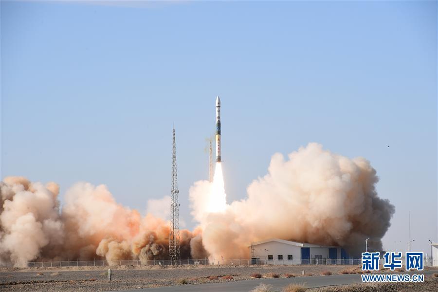 """(科技)(2)我国成功发射""""吉林一号""""高分02A卫星"""