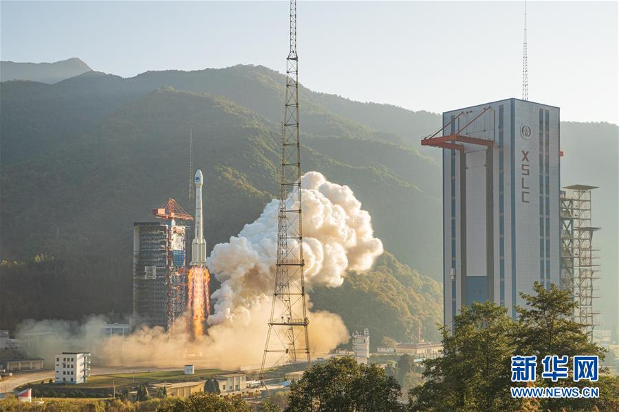 (科技)(2)我国成功发射两颗北斗三号全球组网卫星
