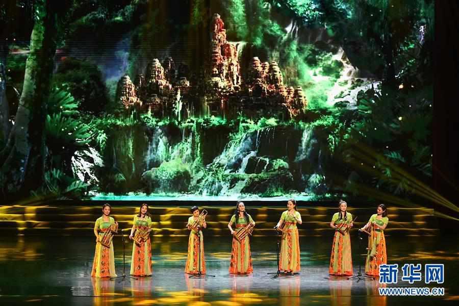 (文化)(1)2019年(第二十届)海南国际旅游岛欢乐节在海口开幕