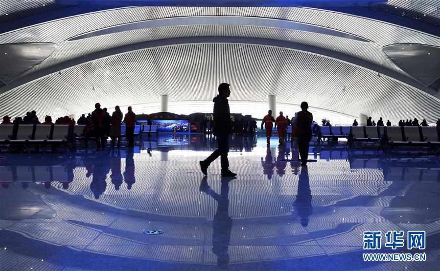 (经济)(1)沂蒙革命老区首次接入全国高铁网