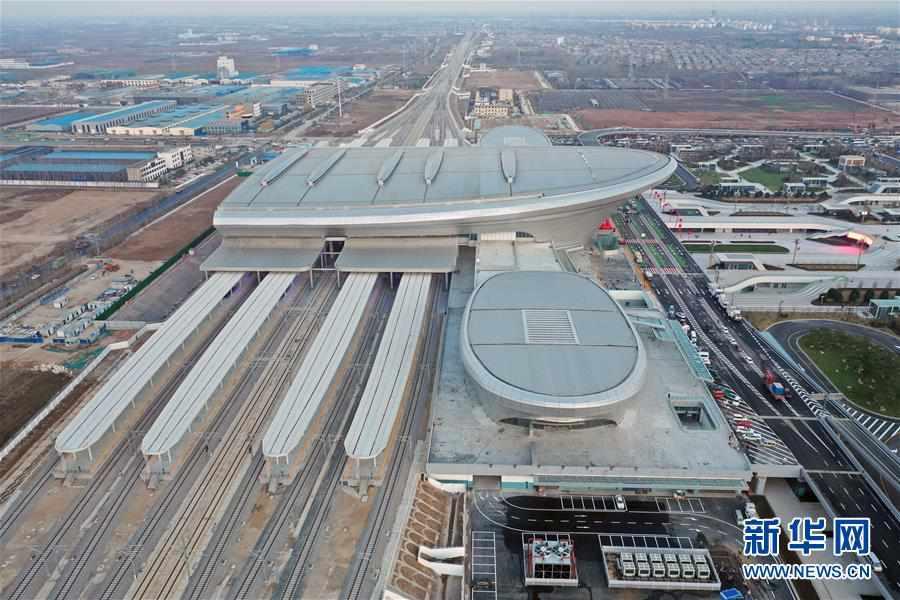 (经济)(5)沂蒙革命老区首次接入全国高铁网