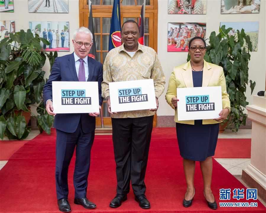 (国际・图文互动)(3)综述:全球抗击艾滋病进展显著 非洲仍面临挑战