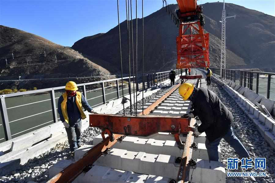 (经济)(3)拉林铁路第二次跨越雅鲁藏布江