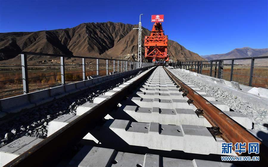 (經濟)(5)拉林鐵路第二次跨越雅魯藏布江
